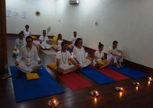 aatm ananda 9 nights in Rishikesh