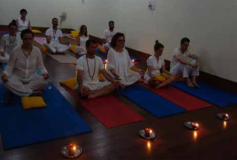 50 Hour Yoga in Rishikesh